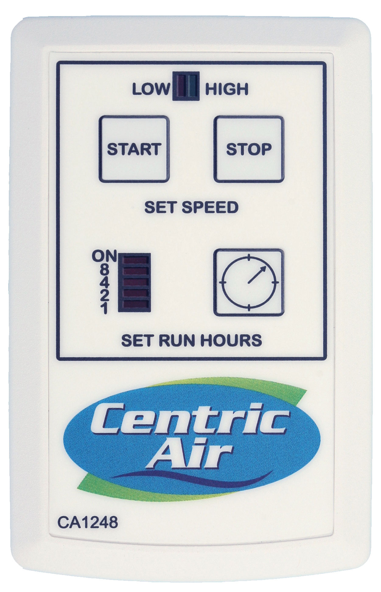 A photo of the Two-Speed Remote Control with Timer