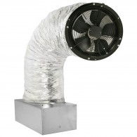 Photo of CentricAir 1.0 Whole House Fan