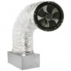 CentricAir 1.5 Whole House Fan (1473 Real CFM)