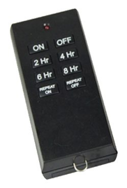 A photo of the Single Speed Remote Control used with CentricAir whole house fans.