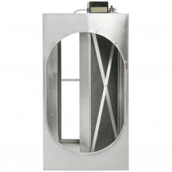 Cold Weather Damper (Ceiling or Wall Mount)